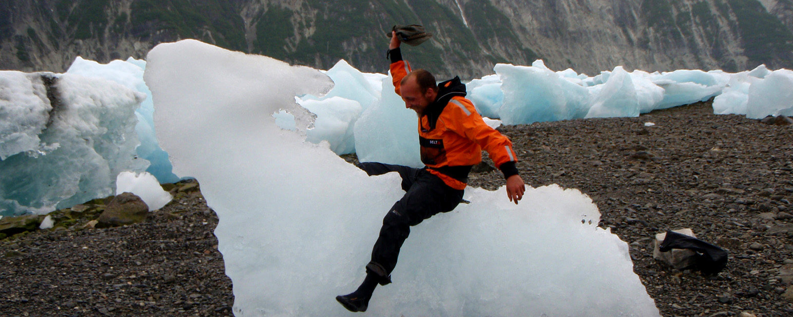 Taming the Ice Glacier bay