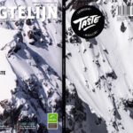 Cover Hoogtelijn and Taste Snowboard Magazine - Splitboarding in the Pyrenees (Pic: Mrte van Dijk