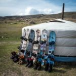 Splitboard expedition Mongolia - Splitboards and Yurt