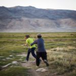 Splitboard expedition Mongolia - Getting caught by local herdsman - Pic: Mirte van Dijk