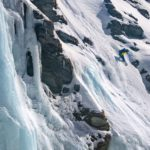 Stephan Verheij snowboarding Großglockner. (Pic: Tim Vanhoutteghem)