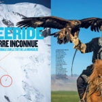 Mens Fitness December 2017 - Mongolian splitboard expedition